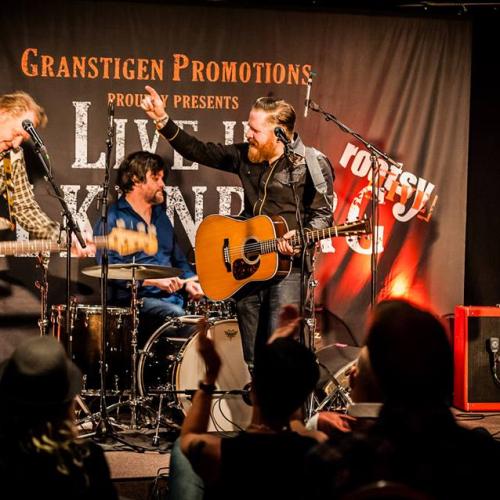 Granstigen Promotions (Rootsy Live Falkenberg)