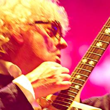 Support till Ian Hunter på KB